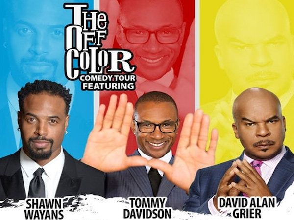 None - Win Tickets To The Off Color Comedy Tour