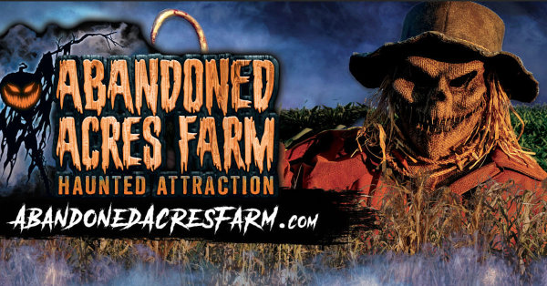 None - Win Abandoned Acres Tickets!