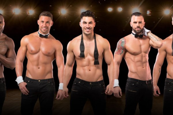 None - Win Chippendales Tickets @ 20 Monroe Live!