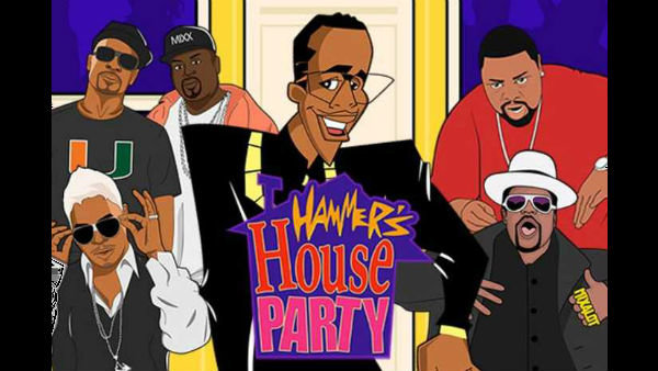 None -          Win Tickets to Hammer's House Party