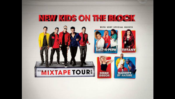 None -    Win Tickets to New Kids On The Block: The Mixtape Tour
