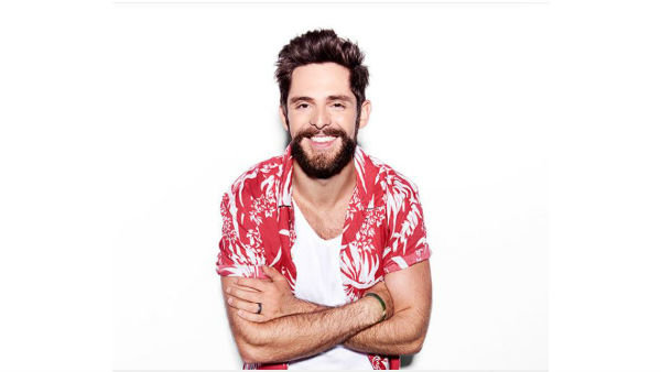 None -  Win Tickets To Thomas Rhett: Very Hot Summer Tour 2019