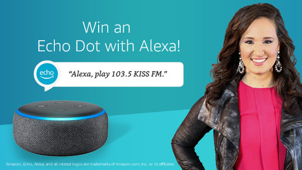 None -  Win An Echo Dot With Alexa!