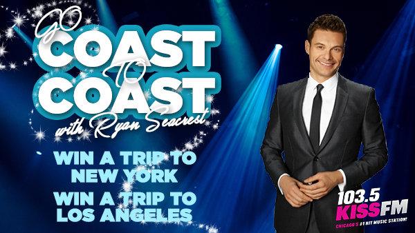 None -                           Go Coast To Coast With Ryan Seacrest!