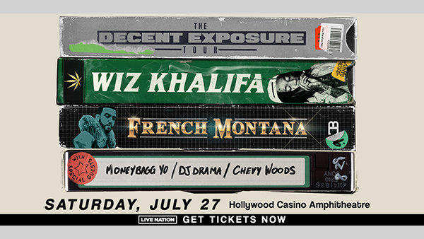 None -                          Win Tickets to Wiz Khalifa: The Decent Exposure Tour