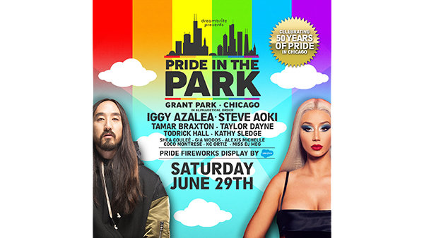 None -                       Win Tickets to Pride in the Park