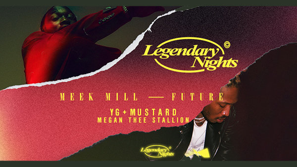 None -    Win Tickets to Meek Mill & Future - The Legendary Nights Tour 2019