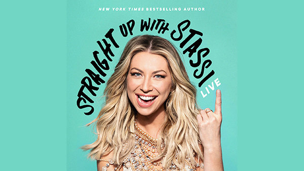 None - Win Tickets to Straight Up With Stassi Live