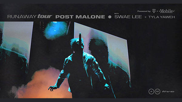 None - Win Tickets to  Post Malone - Runaway Tour