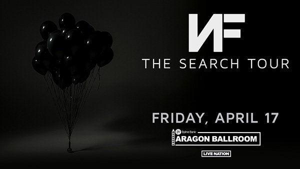 None - Win Tickets to NF - The Search Tour