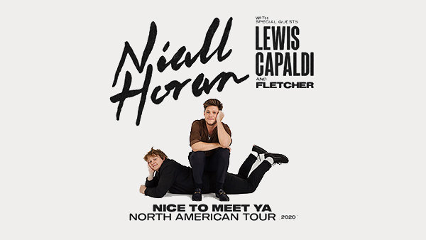 image for Win Tickets to Niall Horan: Nice To Meet Ya Tour