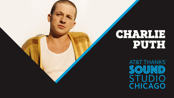 None - Win Tickets to Charlie Puth in the AT&T THANKS Sound Studio