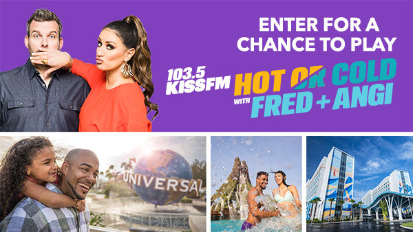 None -  Play HOT OR COLD with Fred + Angi