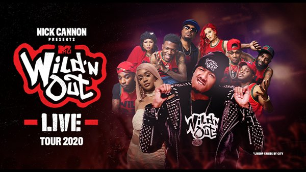 image for Nick Cannon Presents: MTV Wild 'N Out Live