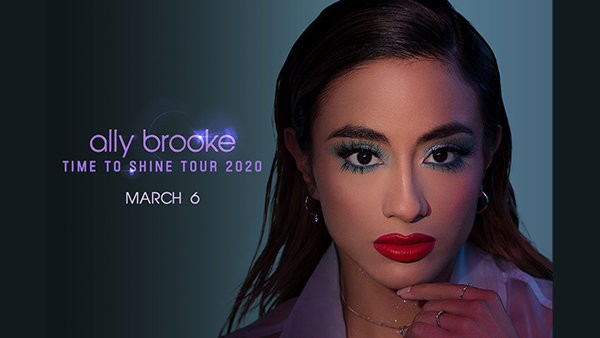 image for Win Tickets to Ally Brooke