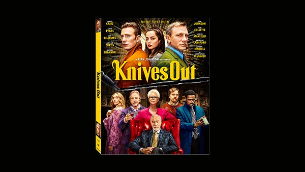 image for Enter for your chance to win a copy of KNIVES OUT