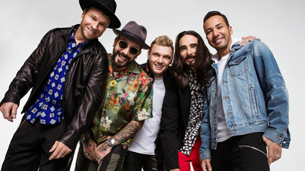 image for Win Tickets to Backstreet Boys: DNA World Tour