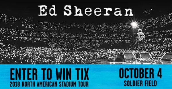 Win tickets to ed sheeran 2018 north american stadium tour 1035 win tickets to ed sheeran 2018 north american stadium tour m4hsunfo