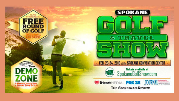 None - Enter to Win Tickets to the Spokane Golf & Travel Show!