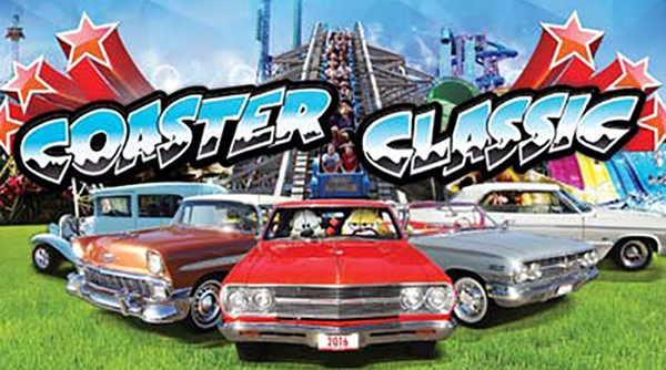 None - Win Tickets to the Silverwood Theme Park Coaster Classic Car Show!