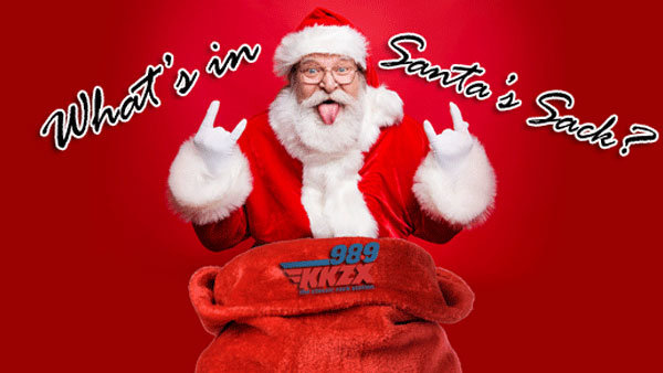 None - What's In Santa's Sack?