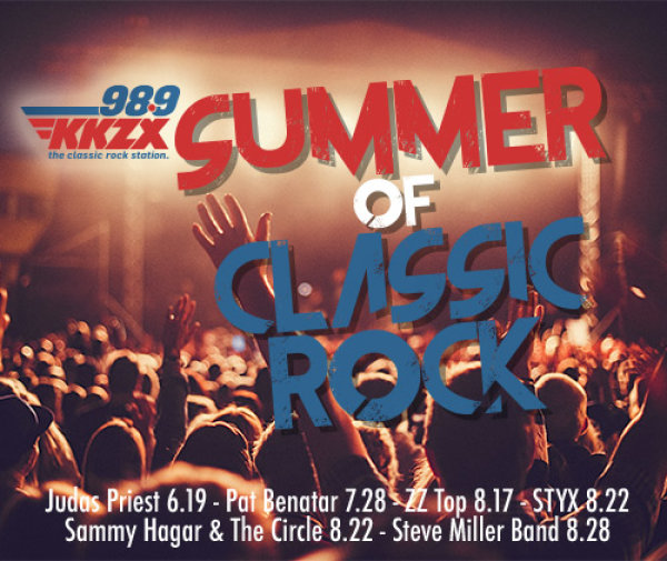 None - Summer of Classic Rock at Northern Quest!