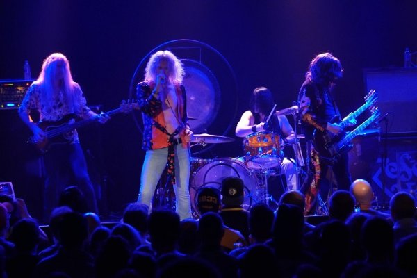 None - Win tickets to Zoso - The Ultimate Led Zeppelin Experience at the Knitting Factory!