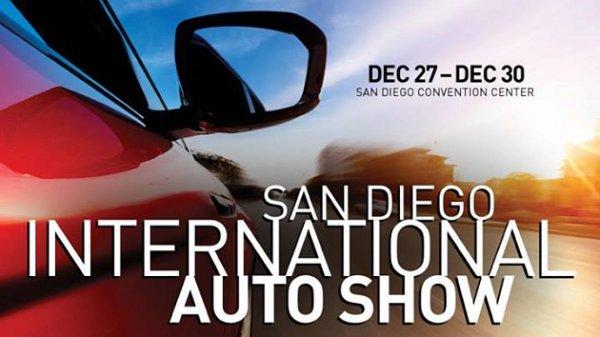 None - Win a $250 Gas Card + San Diego International Auto Show Tickets