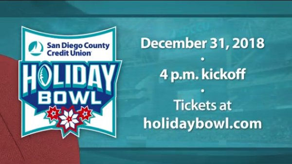 None - Win SDCCU Holiday Bowl Tickets