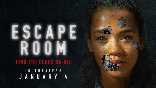 None -  Win ESCAPE ROOM Advance Screening Tickets