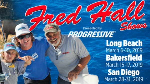None -  Win tickets to The Fred Hall Show