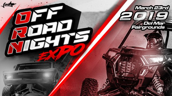 Win Off-Road Nights Expo Tickets