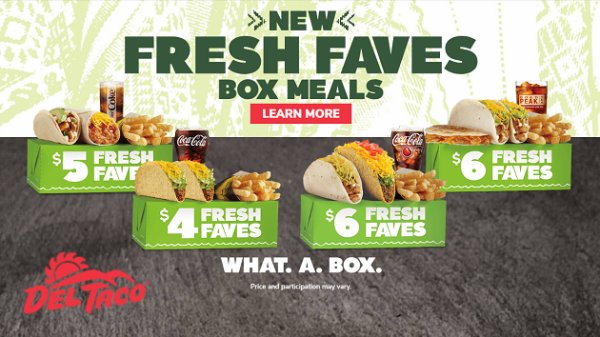 None -  Win a Del Taco Party Pack