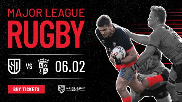 None - Win Major League Rugby Tickets