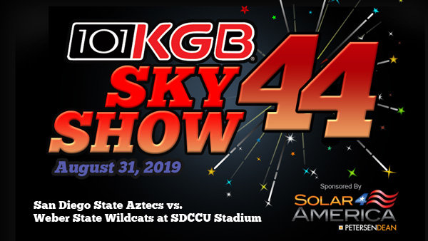 None - Win KGB Sky Show 44 Tickets