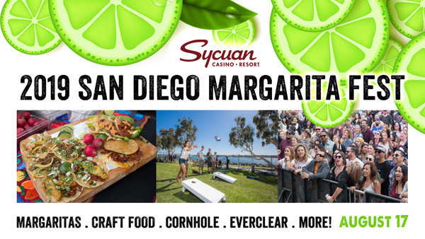 None - Win San Diego Margarita Fest Tickets