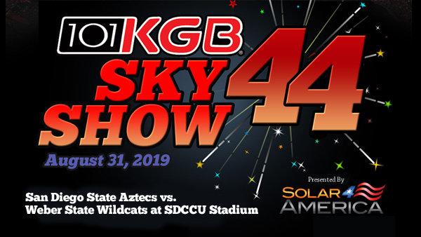 None - Win KGB Sky Show 44 Tickets