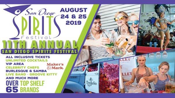 None - Win San Diego Spirits Festival Tickets