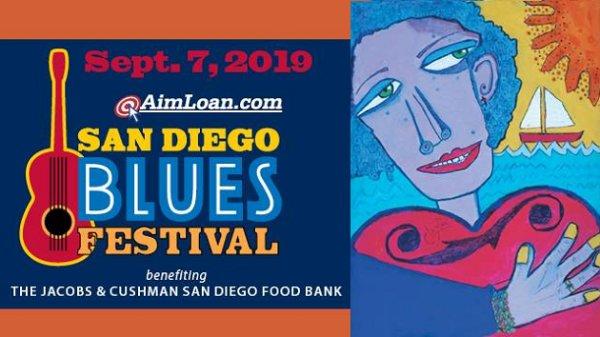 None - Win San Diego Blues Festival Tickets