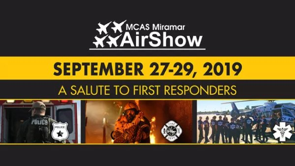None - Win MCAS Miramar Air Show Tickets