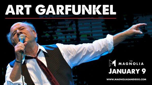 None - Win tickets to Art Garfunkel at The Magnolia