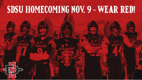 None - Win SDSU Aztec Football vs. Nevada Tickets