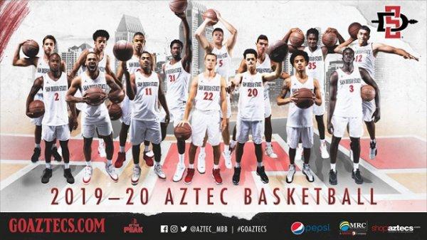 None - Win SDSU Aztec Men's Basketball Tickets
