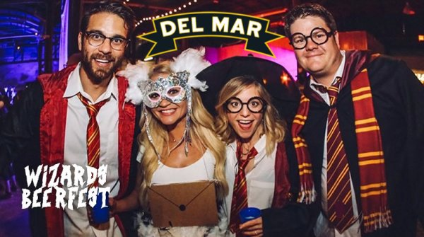 None - Win tickets to The Wizards Beerfest at Del Mar
