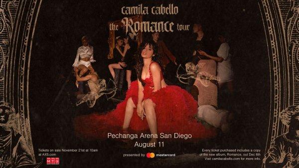 image for Win Camila Cabello Tickets