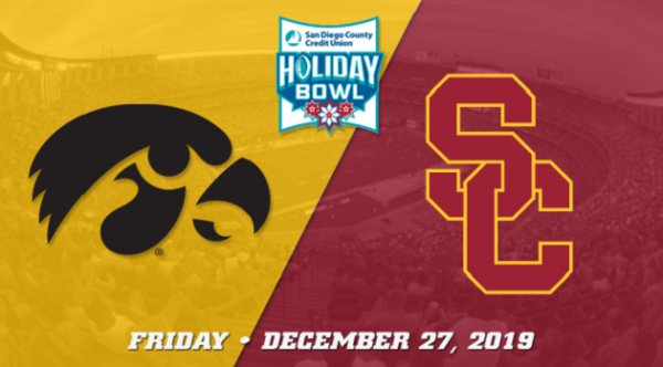 None - Win San Diego County Credit Union Holiday Bowl Tickets