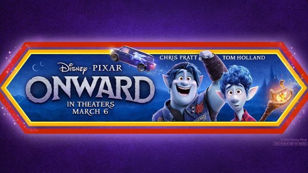 image for Win Disney & Pixar's ONWARD Advance Screening Passes