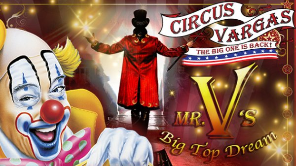 image for Win Circus Vargas Passes