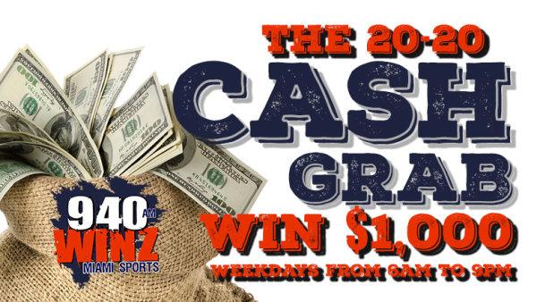 None -   Win $1,000 on 940 WINZ!