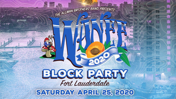 image for Wanee Block Party 2020 in Downtown Fort Lauderdale